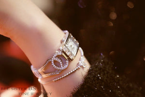 Women's Gold Bracelet Watches