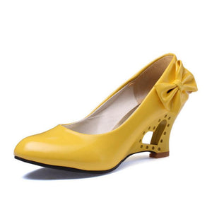 Womens High Heels Shoes Strange Heart Heels