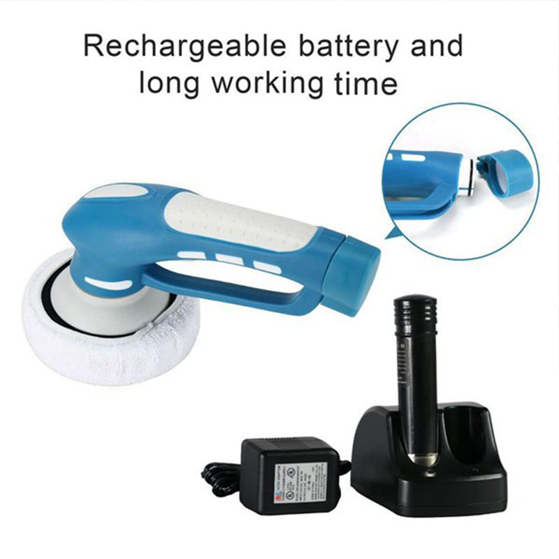 Mini Cordless Car Polisher Handheld