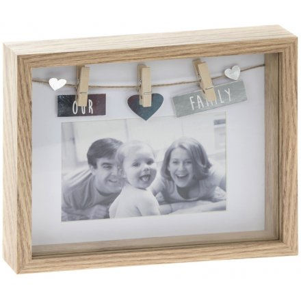 Our_Family_Box_Frame_Fashionably_Pregnant