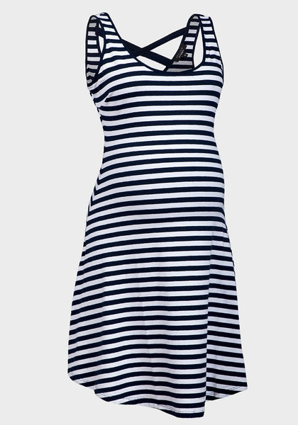 Maternity Summer Cotton Dress