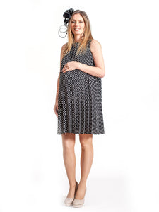 rock-a-bye-rosie-black-ivory-poppy-pleated-maternity-dress-black1