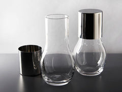 Bedside Carafe for Two