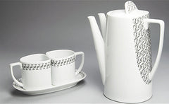 Teapot Set for Two - Two pattern