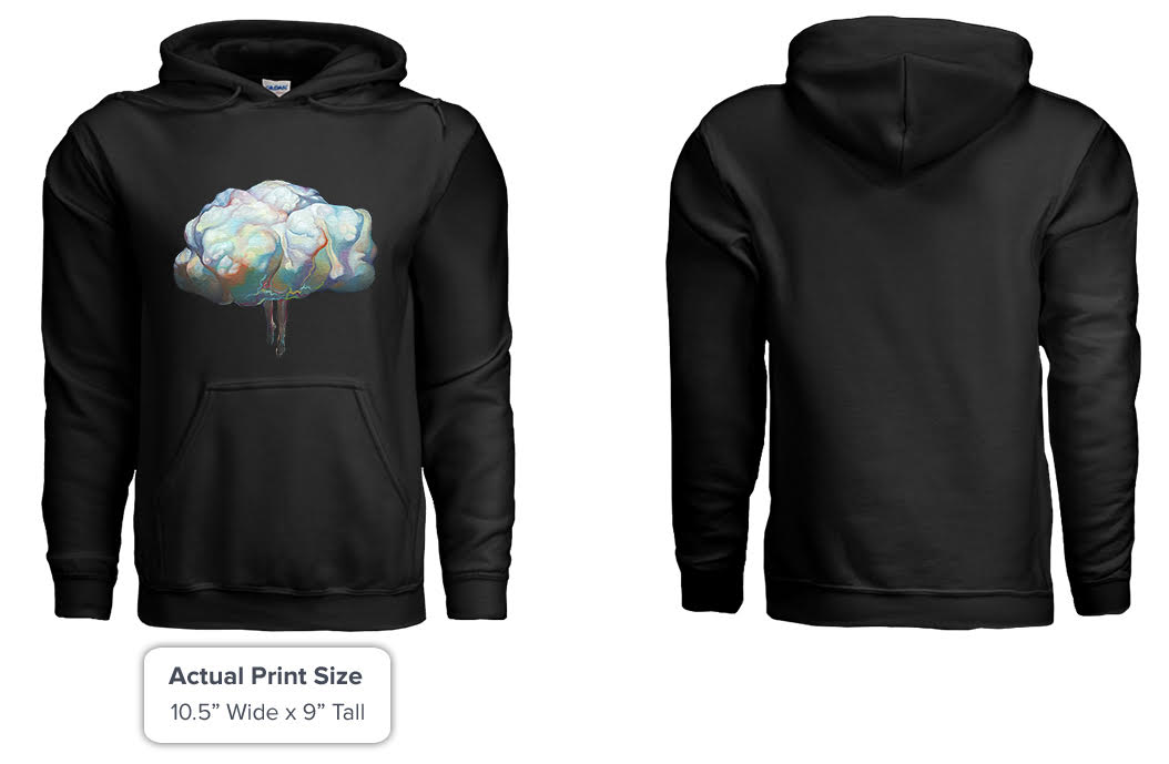 Shang Journey in the Cloud Pullover Hoodie
