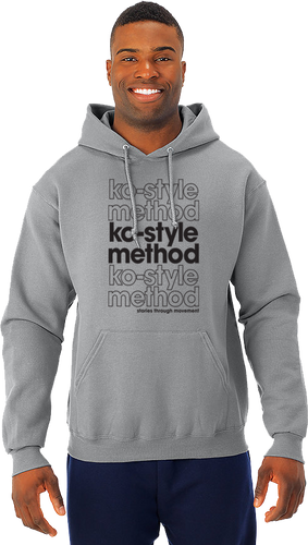 KO-Style Unisex Hooded Sweatshirt