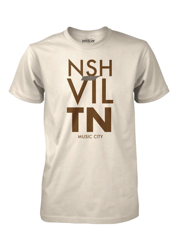 NSH VIL TN Stacked Cream