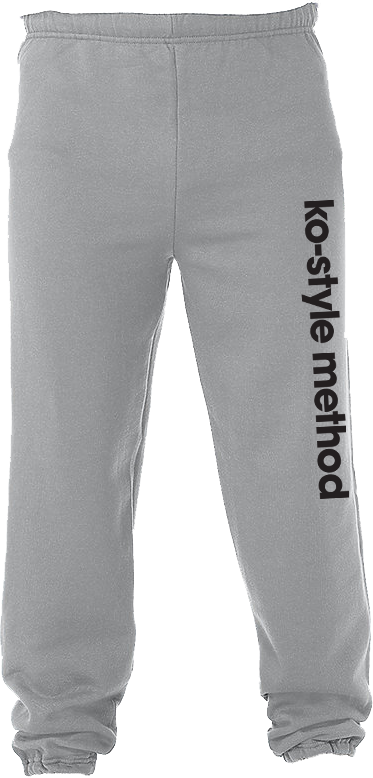 KO-Style Unisex Super Pocketed Sweatpants