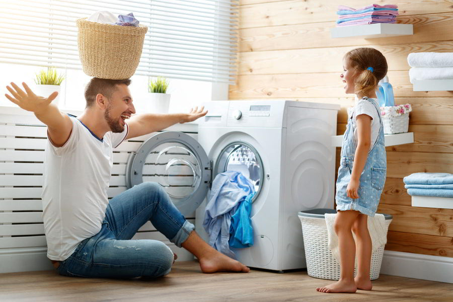 10 Tips For a Successful Laundry Day!
