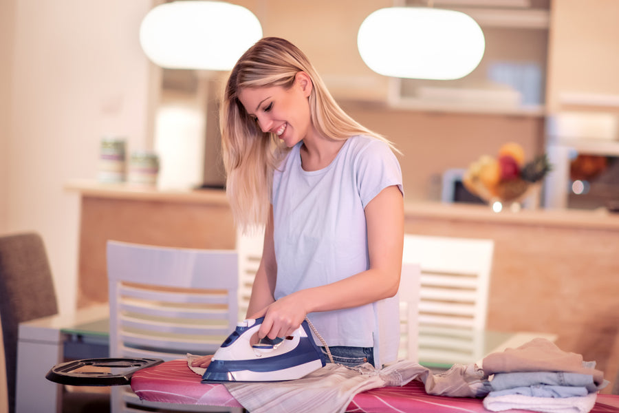 DIY Ironing Hacks