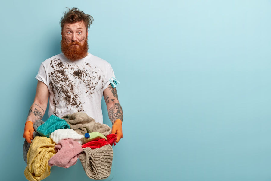 Laundry Fails, and How to Fix Them
