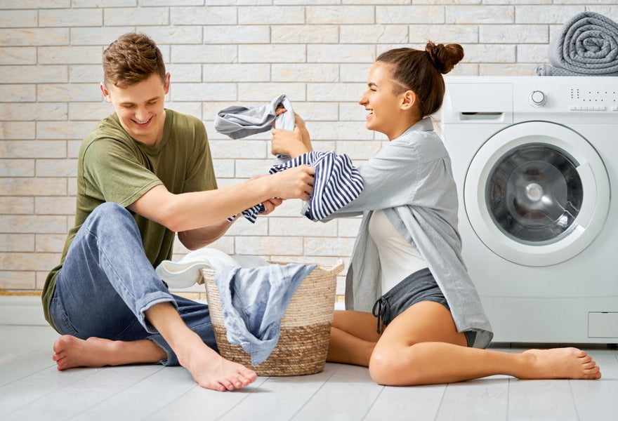 The Laundry Gender Gap