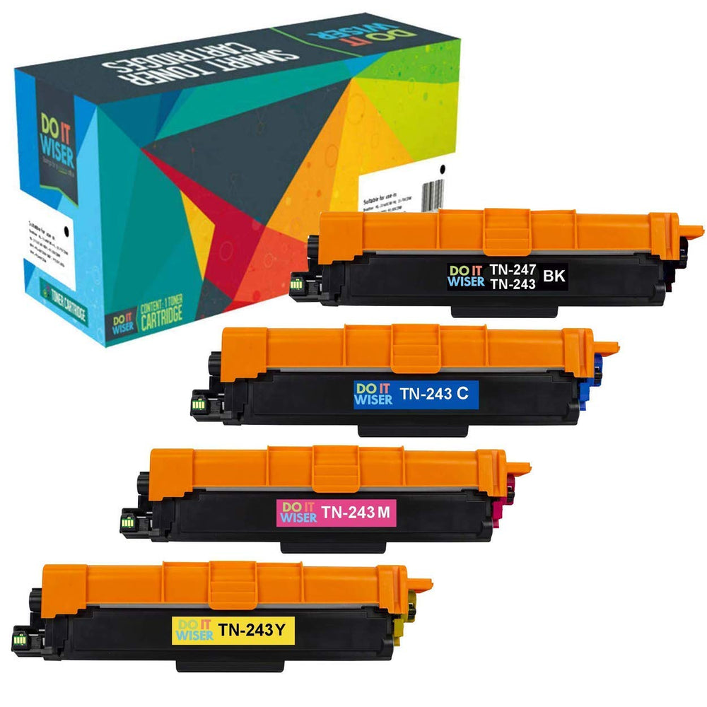 Brother TN247 Toner Set ad Alta Capacita