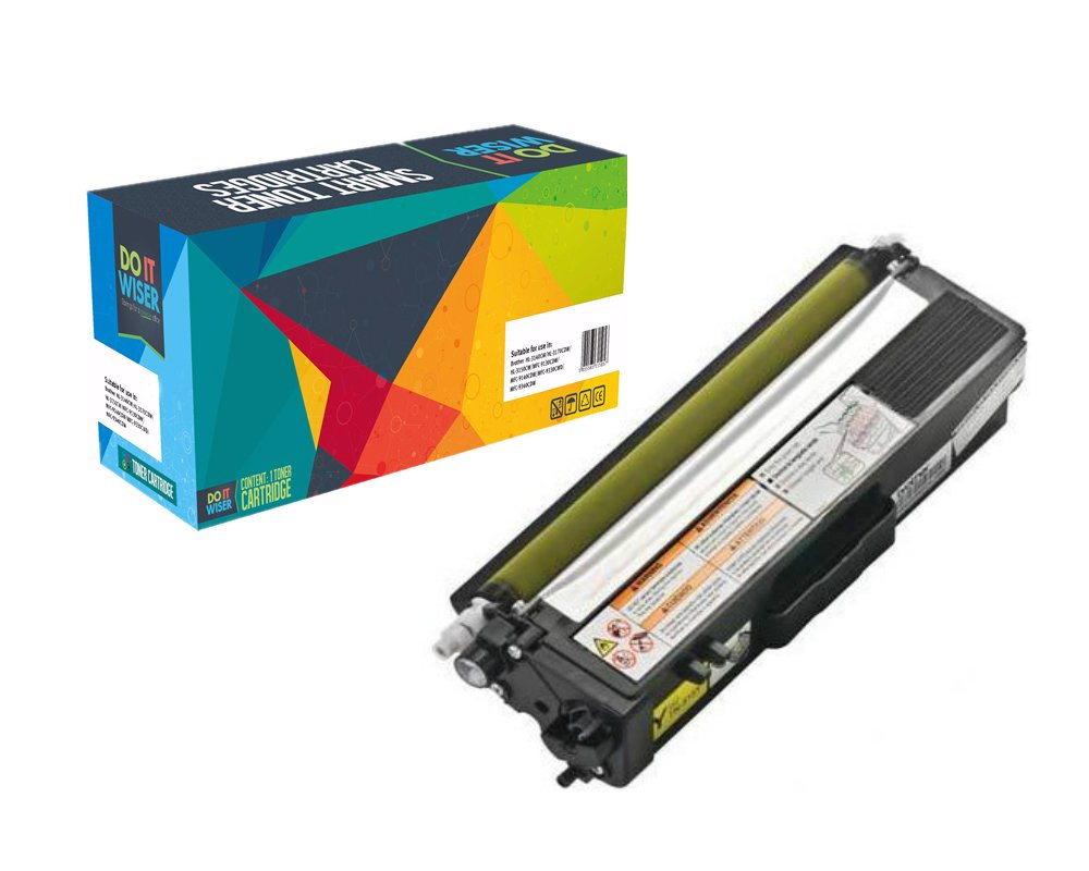Brother TN 325 Toner Giallo ad Alta Capacita