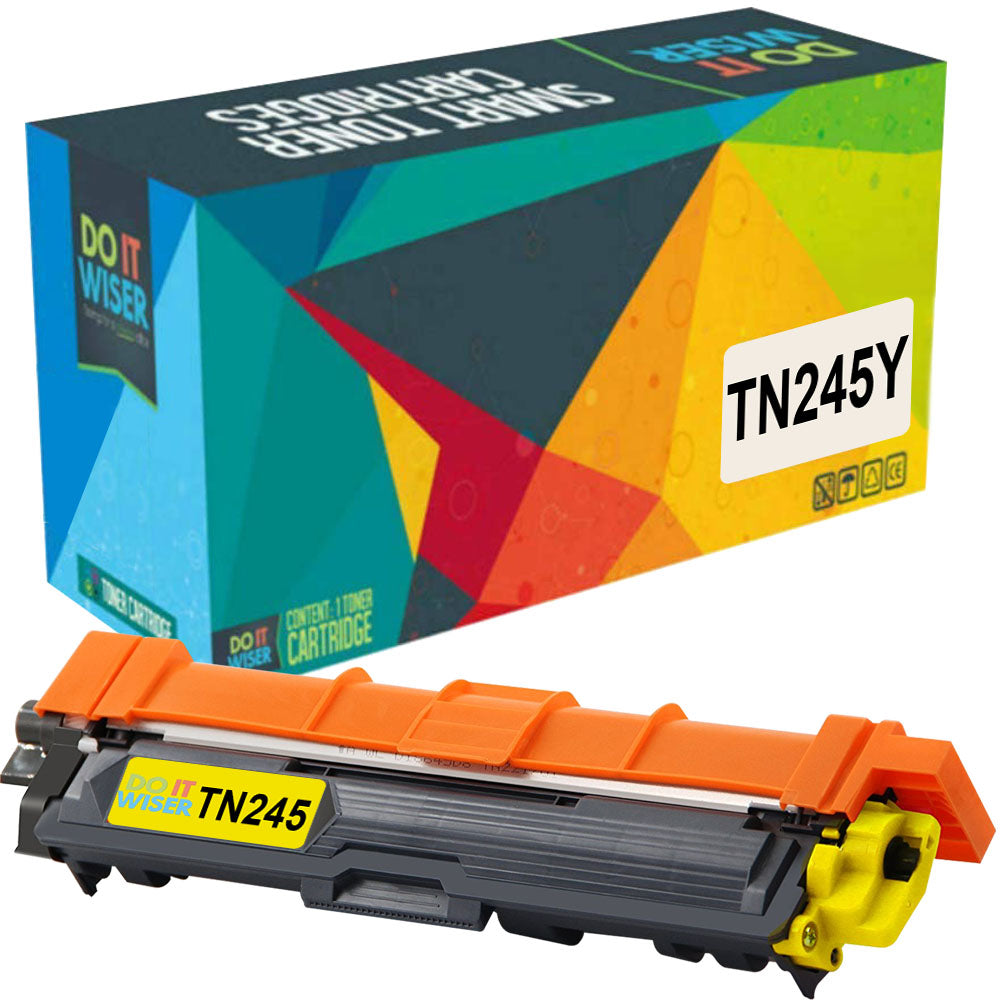 Brother TN241 Toner Giallo