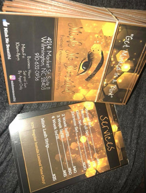 Flyers/Invitations
