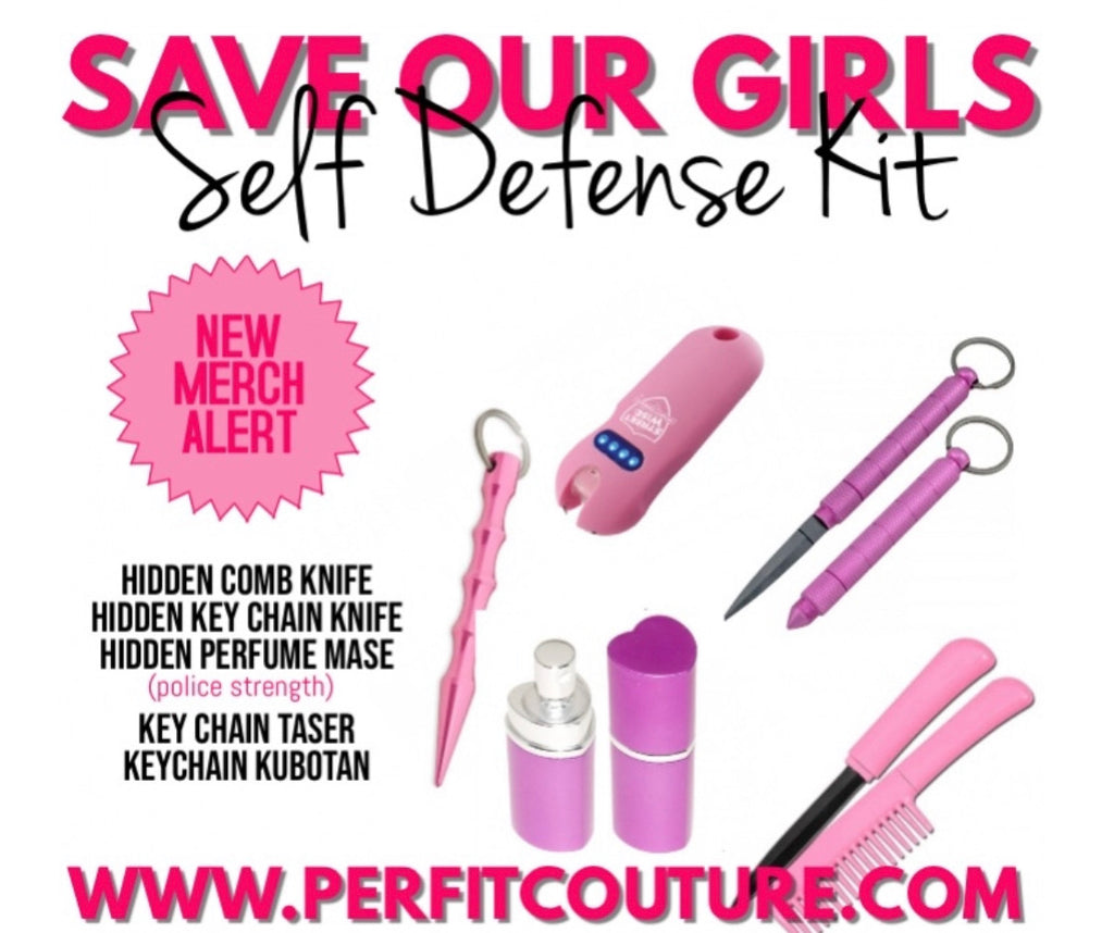 Save our girls self defense kit