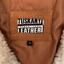 Load image into Gallery viewer, Tuscany Leather Jacket (XL)