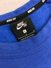 Load image into Gallery viewer, Nike SB Big Swoosh Crewneck Jumper (L)