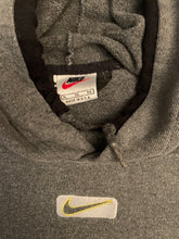 Load image into Gallery viewer, Nike Center Swoosh Hoodie 90's (XL)