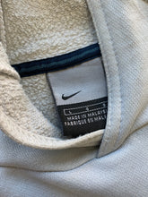 Load image into Gallery viewer, Nike 2000 Small Swoosh Hoodie Y2k (L)