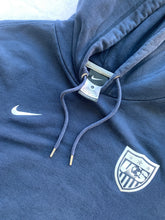 Load image into Gallery viewer, Nike Small Swoosh USA Soccer Team Hoodie (M)