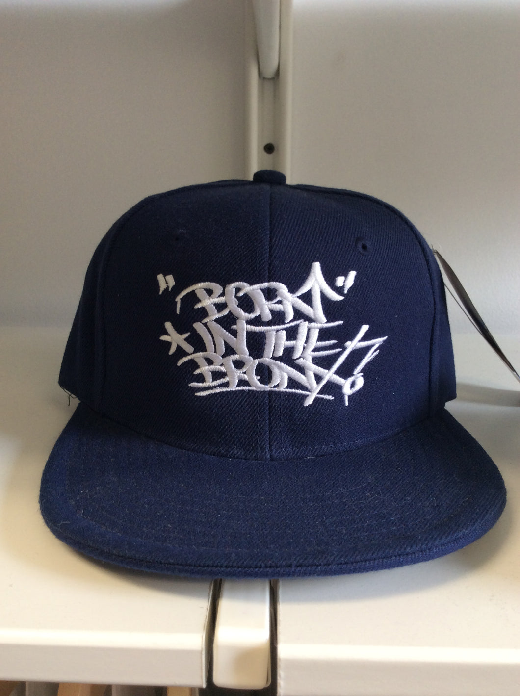 Born in the Bronx Fitted Cap