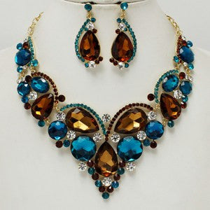 Too Beautiful Necklace Set