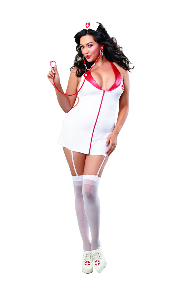 "Plus ""Nurse Naughty""  Bedroom Costume"