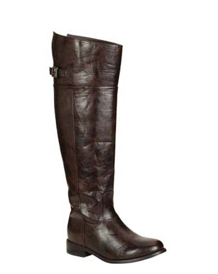Breckelle's Riding Boot - Brown
