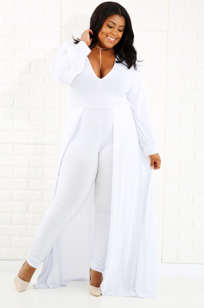 Plus Angel of Mine Jumpsuit