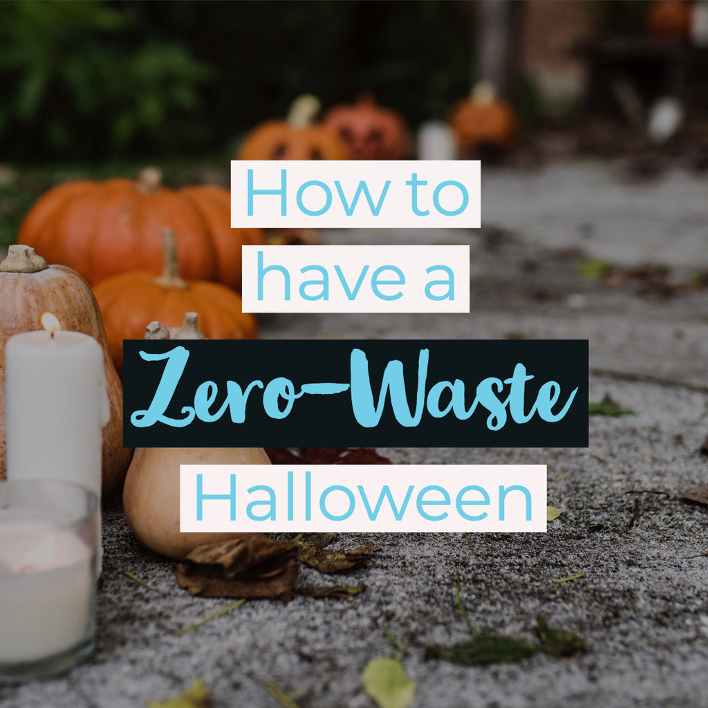 How to have a Zero-Waste Halloween