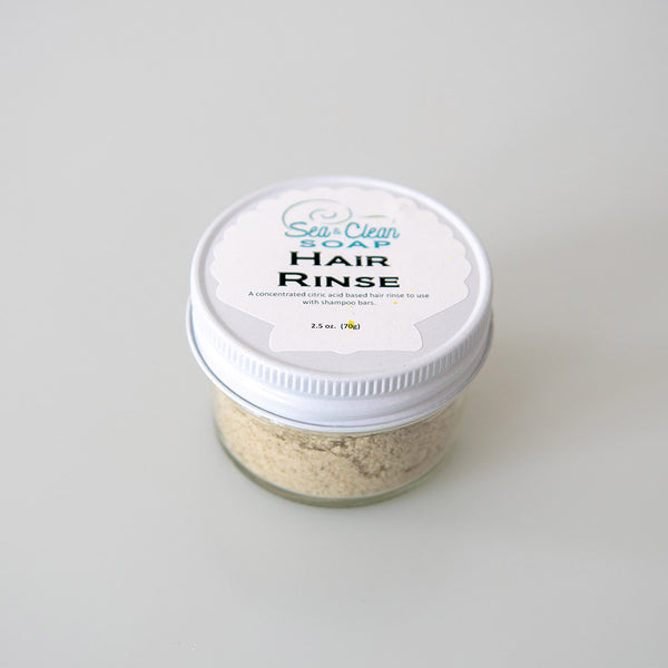Herbal Hair Rinse Powder