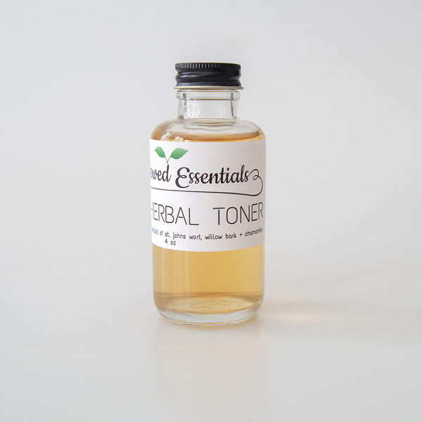 Herbal Face Toner