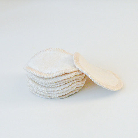 Organic Hemp Reusable Facial Rounds (12 pack)