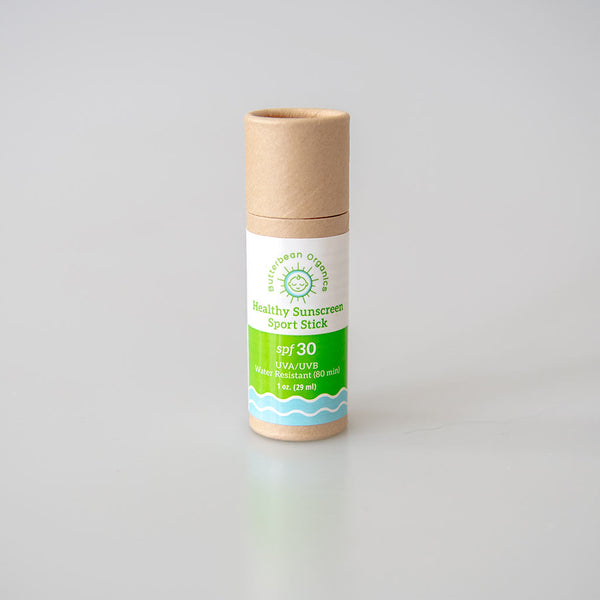 Sunscreen Sport/Travel Stick: Organic, Reef-safe
