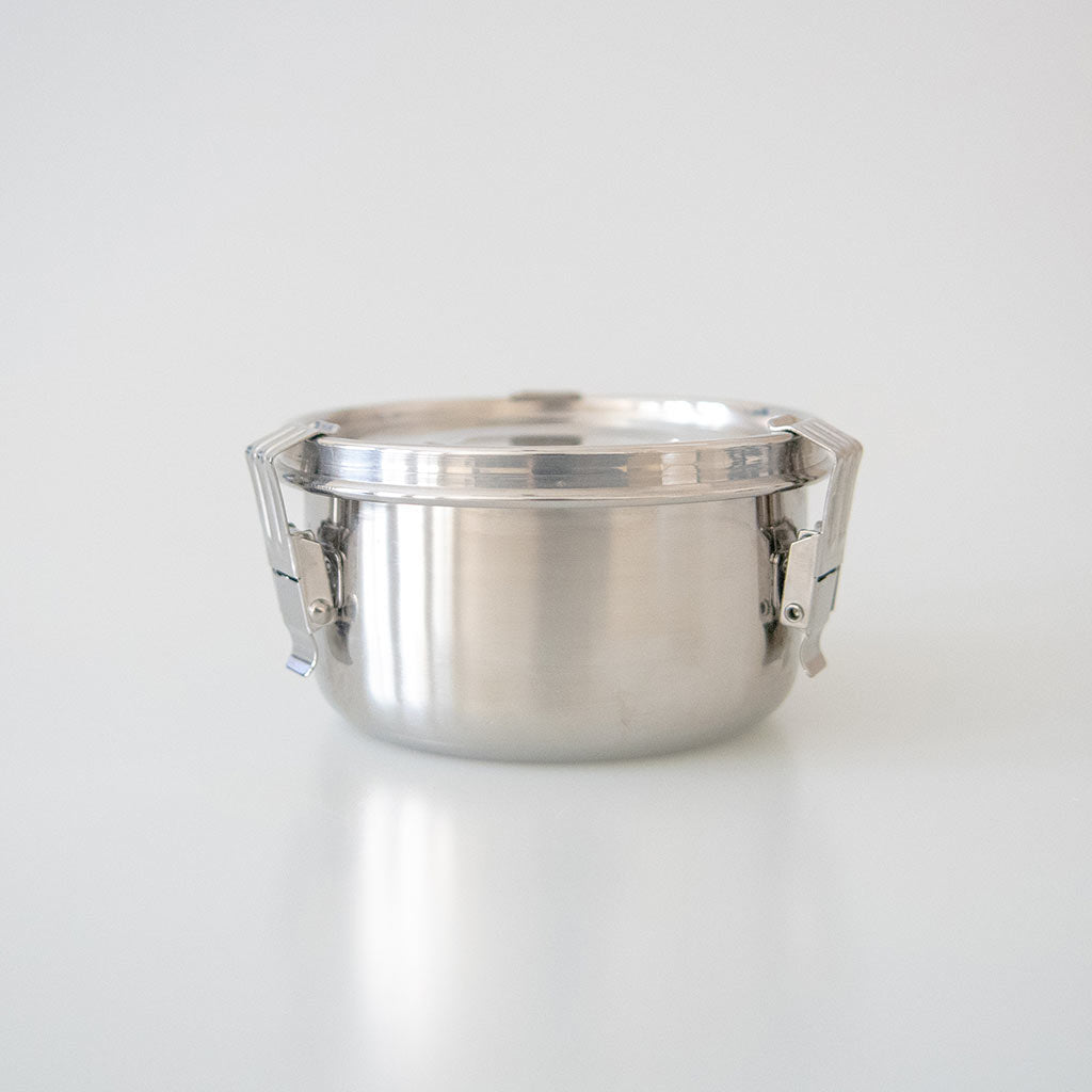 Stainless Steel Airtight Storage Container - 2 Sizes