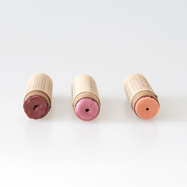Vegan Lip Gloss in Paper Tube - 3 Shades