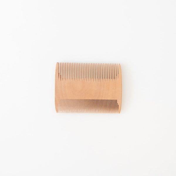 Wooden Lice and Nit/Baby Comb