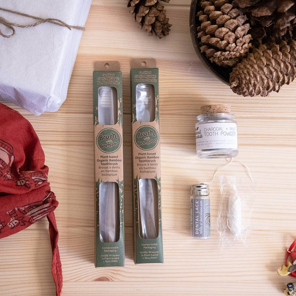 Zero-Waste Oral Care Mini Gift Set