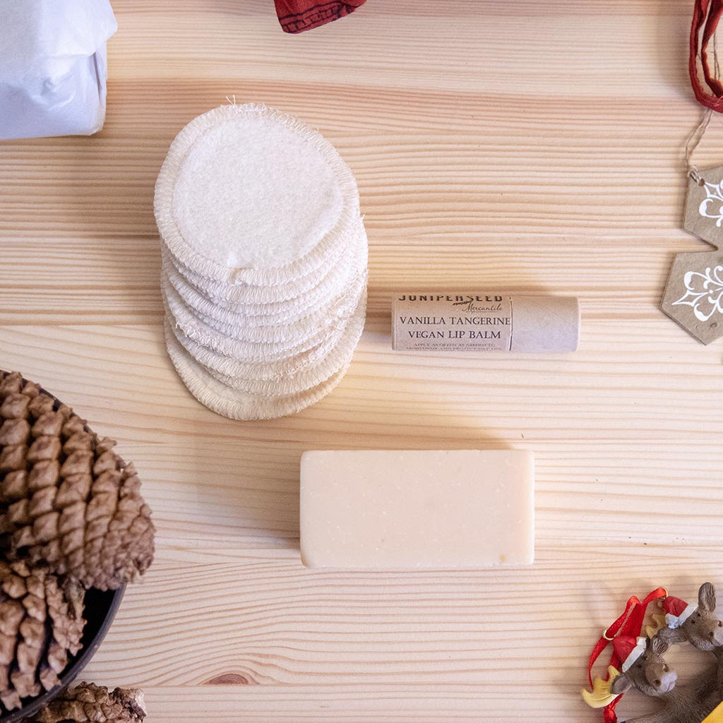Zero-Waste Self-Care Mini Gift Set - 2