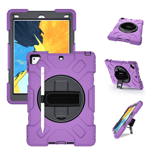 iPad Air 2 9.7 inch Case Tough On Rugged Protection Purple