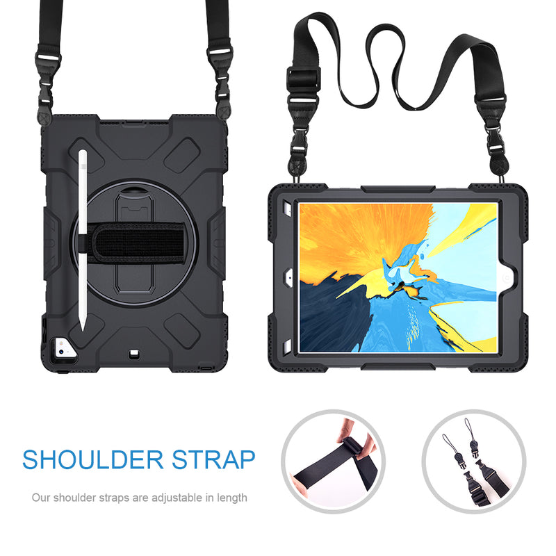 iPad Pro 9.7 inch Case Tough On Rugged Protection Black