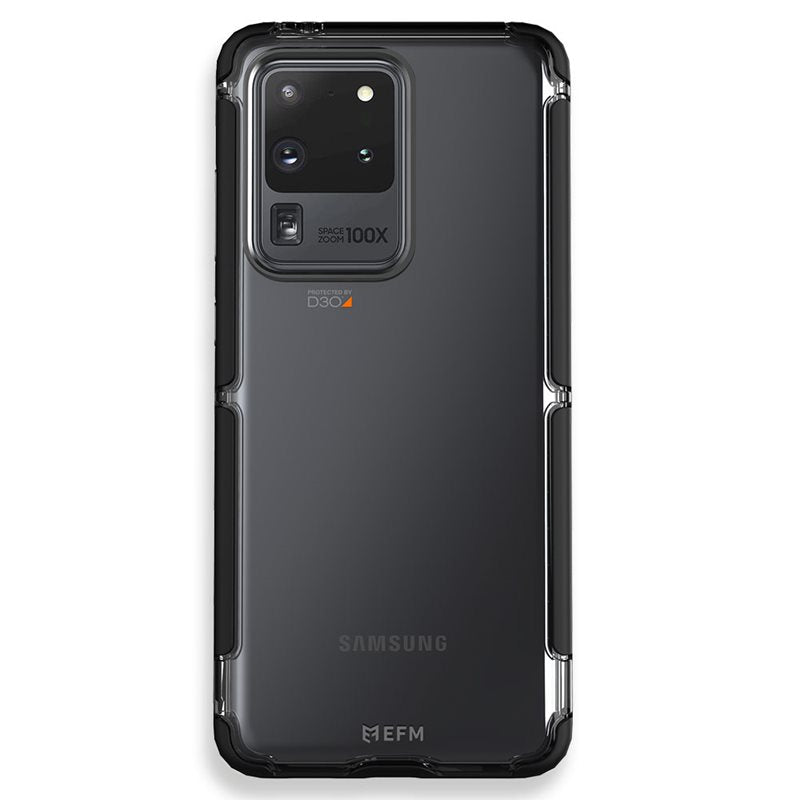 Galaxy S20 Ultra EFM Cayman D3O Armour Black