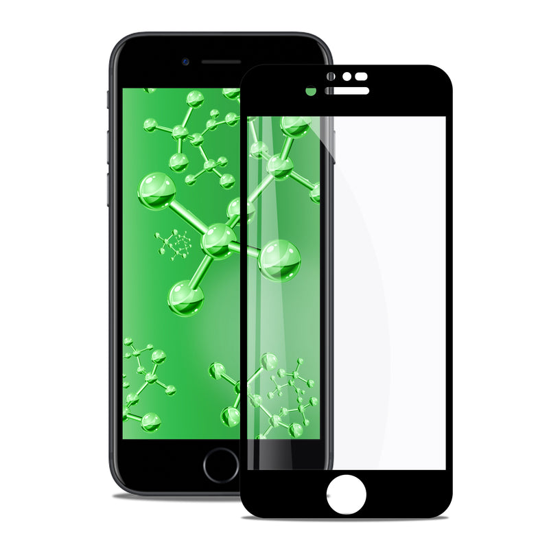 iPhone SE 2020 Tempered Glass Screen Protector Tough on Antibacterial
