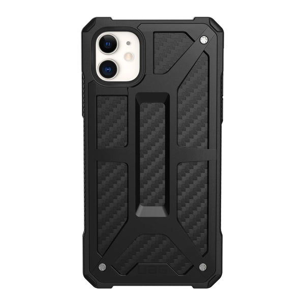 iPhone 11 Case UAG Monarch Carbon Fiber
