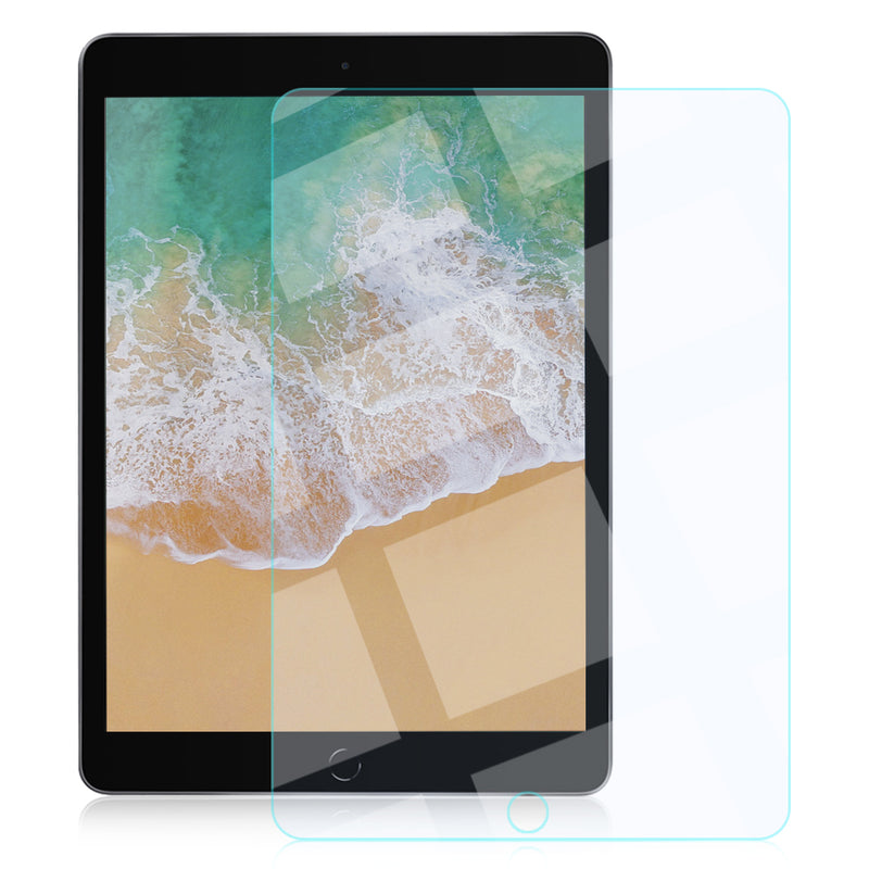 New iPad 9.7 inch (2018 & 2017 Model) Tempered Glass Screen Protector Tough on