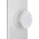 Popsockets Swappable PopGrip Sparkle Snow White