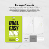 Samsung Galaxy Note 20 Screen Protector Ringke Dual Easy Film