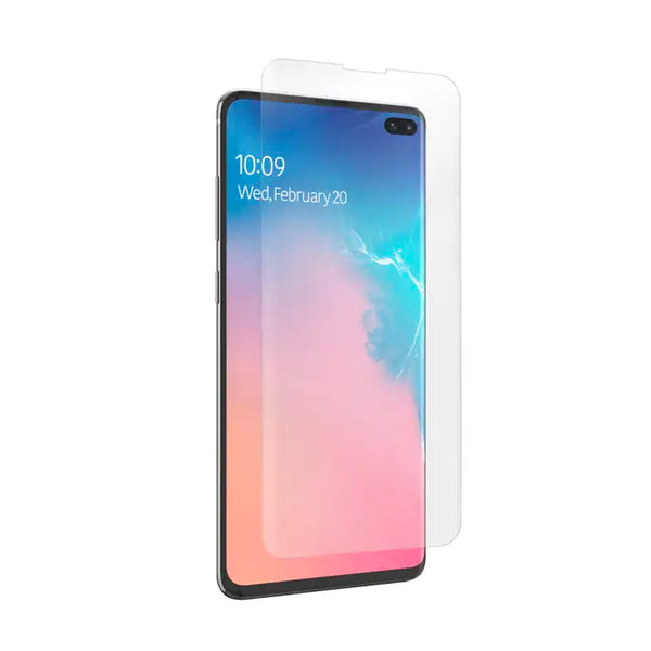 ZAGG Invisible Shield Samsung Galaxy S10 Plus Ultra Clear Screen Protector